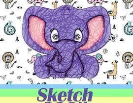 Nro 29 kilpailuun Design a Sketch Book Cover (Front, Back and Spine) käyttäjältä Vanxmad