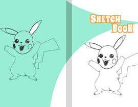 Nro 47 kilpailuun Design a Sketch Book Cover (Front, Back and Spine) käyttäjältä sharobi46