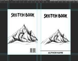 Nro 30 kilpailuun Design a Sketch Book Cover (Front, Back and Spine) käyttäjältä Creativetaslim