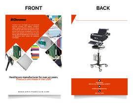 Nro 102 kilpailuun Design a Brochure Cover (Front and Back) käyttäjältä shahidhossain44
