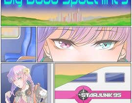 #31 untuk Need Graphic Designer Or Illustrator For Anime Style Album Cover oleh sechavia