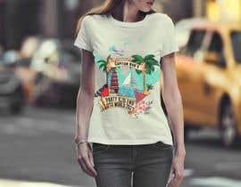Nro 10 kilpailuun Graphic for T-Shirt käyttäjältä shykot007