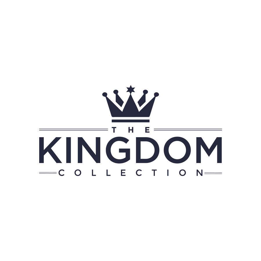 Konkurrenceindlæg #                                        99                                      for                                         Need simple logo with crown for Christian Clothing Brand