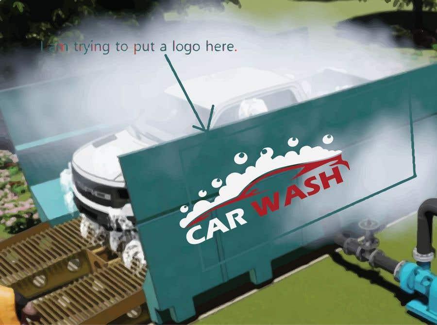 Contest Entry #                                        23                                      for                                         Car wash logo design