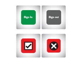 #32 cho Graphic Design , an Icon set images to make GIF based animated UX Buttons. bởi ishtiaquesoomro1
