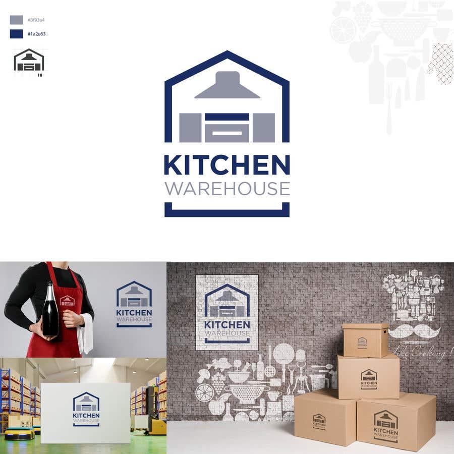 Konkurrenceindlæg #                                        78                                      for                                         Logo Needed for Kitchen and door Website