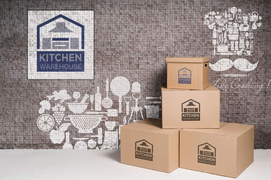 Konkurrenceindlæg #                                        120                                      for                                         Logo Needed for Kitchen and door Website