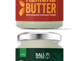 #50 for Food Label design (4 x flavors of Butter, Almond, Peanut, Cashew, Original) af shiblee10