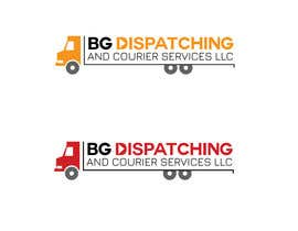 #85 untuk Logo for a dispatch and courier company oleh paulall
