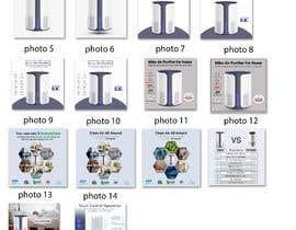 #74 untuk Graphic design work for Listing update for amazon oleh piyas24
