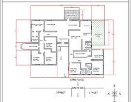 #27 for Draw a professional floor plan from a hand drawing by anjkrishna36