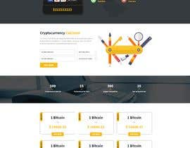 #42 for Design Website for Crypto Coin by jahidulislam9590