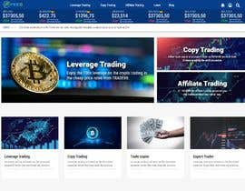 #41 for Design Website for Crypto Coin by MohamdAwija