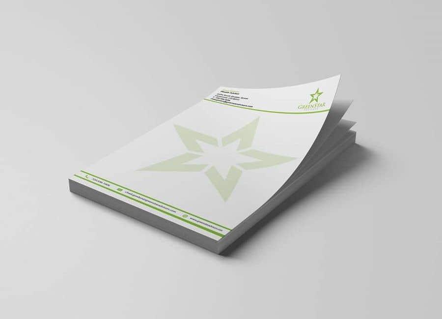 "Penyertaan Peraduan #                                        61                                      untuk                                         Design a Letterhead, Agenda, Microsoft Word ""Style Set"""