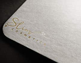 #24 cho Logo for cosmetics brand Slim B Cosmetics bởi khrabby9091
