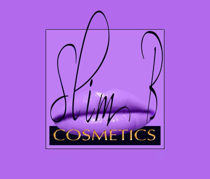 Bài tham dự cuộc thi #                                        26                                      cho                                         Logo for cosmetics brand Slim B Cosmetics