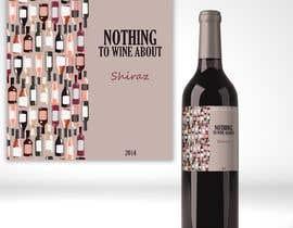 #374 for Create a Wine Bottle label by IrinaK0