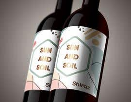 #383 for Create a Wine Bottle label by baophi217