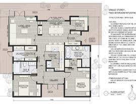 Nro 37 kilpailuun Home Floor Plan käyttäjältä archmasfa