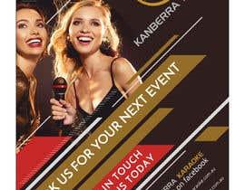 #29 untuk Pull Up Banners - For my Karaoke Business. oleh WordprezPro