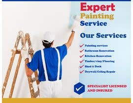 #10 for build me a flyer for  house painting company by Nuur99