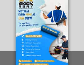 #53 for build me a flyer for  house painting company by fahimmoonFX