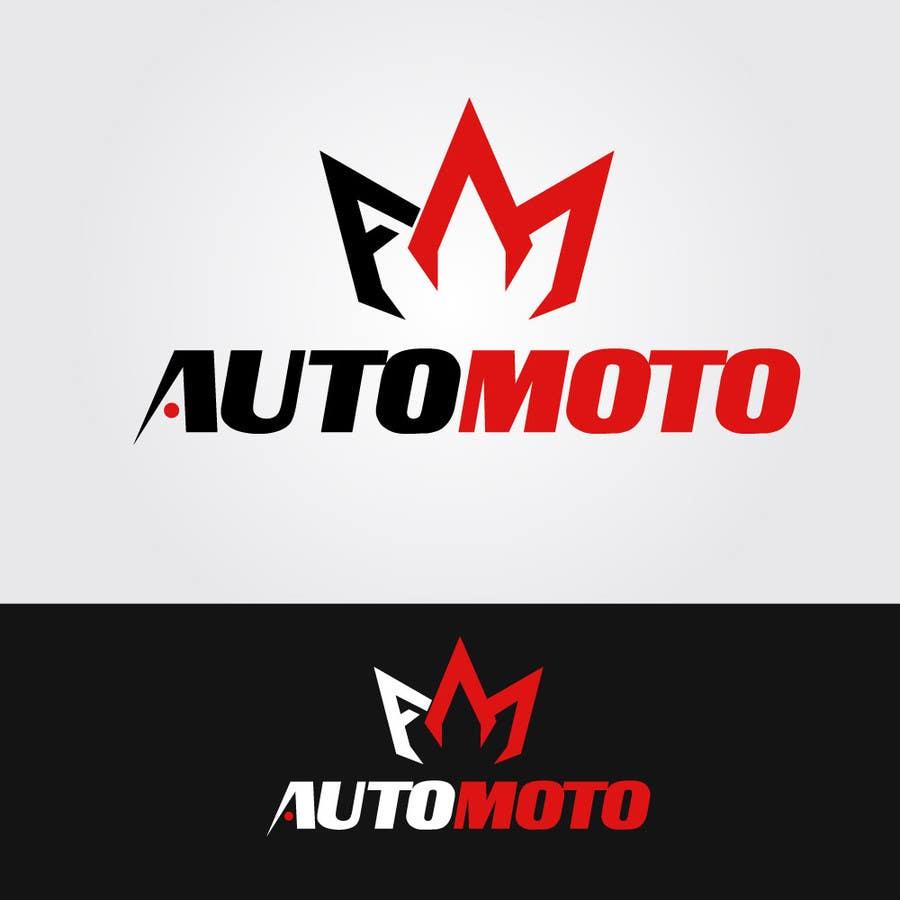 Konkurrenceindlæg #                                        32                                      for                                         Design a Logo for automoto classified