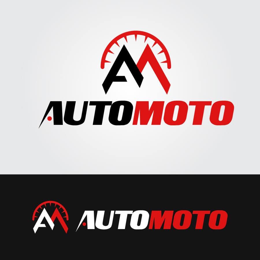 Konkurrenceindlæg #39 for Design a Logo for automoto classified