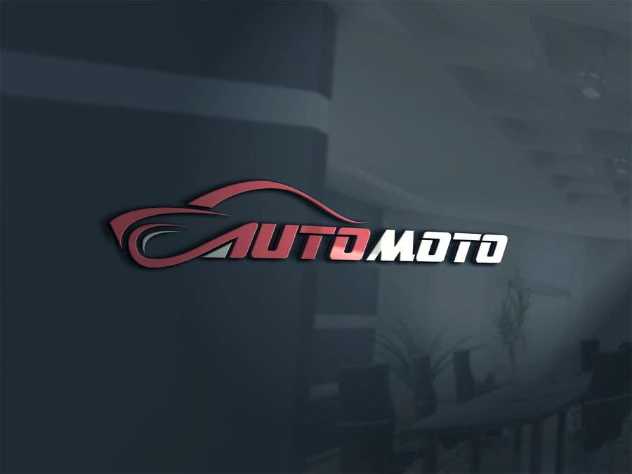 Konkurrenceindlæg #                                        43                                      for                                         Design a Logo for automoto classified