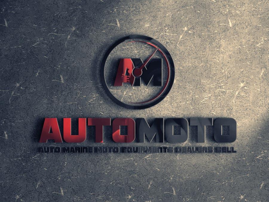 Konkurrenceindlæg #56 for Design a Logo for automoto classified