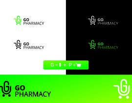 #137 untuk Create a logo for my GoPharmcy.com e-commerce business for medicine deLivery at door step oleh asyewale
