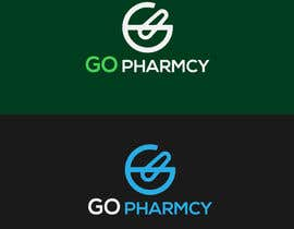 #84 untuk Create a logo for my GoPharmcy.com e-commerce business for medicine deLivery at door step oleh salimsarker