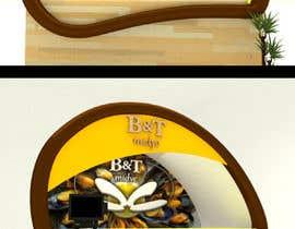 germnperez님에 의한 mall Kiosk stand design 2m x 3m  H 2.5을(를) 위한 #37