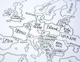 #3 untuk Нужно нарисовать карту района города для DnD игры. oleh SohaibService