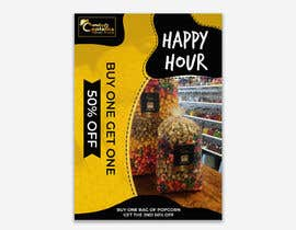 #83 for Create a flyer for Happy Hour by imranislamanik