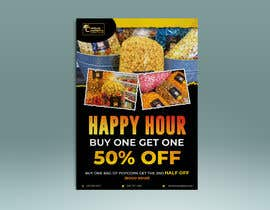 #196 for Create a flyer for Happy Hour by nurmohammad9804