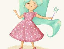 #73 untuk Draw a cute fairy and make a fairy certificate oleh VickyPolo