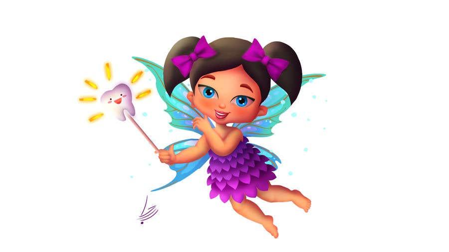 Penyertaan Peraduan #                                        27                                      untuk                                         Draw a cute fairy and make a fairy certificate