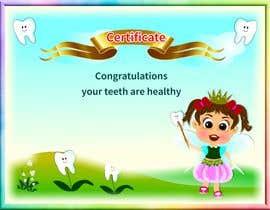 #42 untuk Draw a cute fairy and make a fairy certificate oleh elizabethzafra19