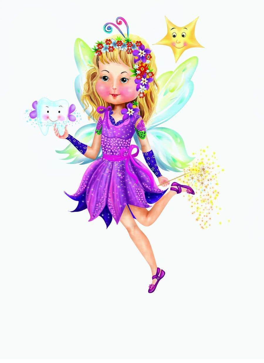 Penyertaan Peraduan #                                        72                                      untuk                                         Draw a cute fairy and make a fairy certificate