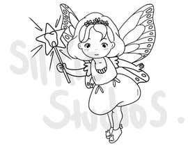 #75 untuk Draw a cute fairy and make a fairy certificate oleh YirethOrange