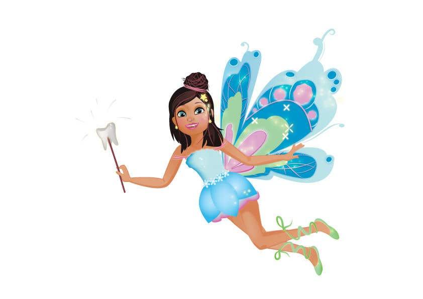 Penyertaan Peraduan #                                        52                                      untuk                                         Draw a cute fairy and make a fairy certificate