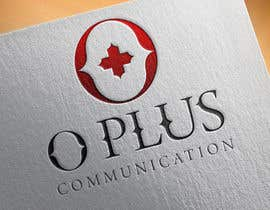 #22 for Design a Logo for O Plus Communication by nupurpjoshi