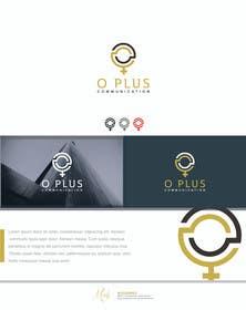 Nro 9 kilpailuun Design a Logo for O Plus Communication käyttäjältä mohammedkh5