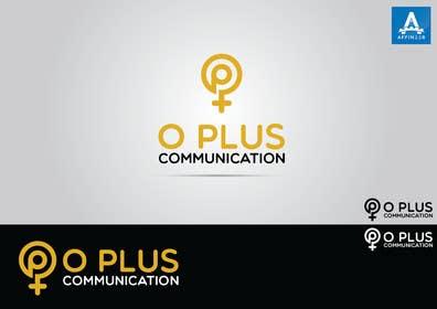 Nro 96 kilpailuun Design a Logo for O Plus Communication käyttäjältä affineer