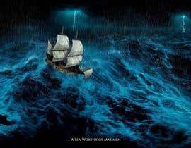 #29 untuk Illustration Re-Do (Ship in Stormy Sea) oleh jhovanysotelo