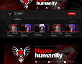 nº 127 pour design personal website banner par becretive