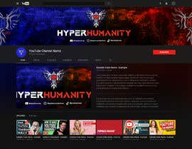 nº 483 pour design personal website banner par rmdmostafizur364