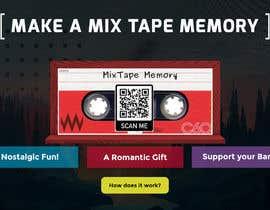 #6 untuk Redesign my website www.mixtapememory.com oleh anusri1988