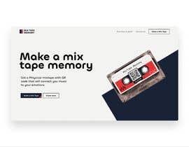 #9 untuk Redesign my website www.mixtapememory.com oleh rishukumar99